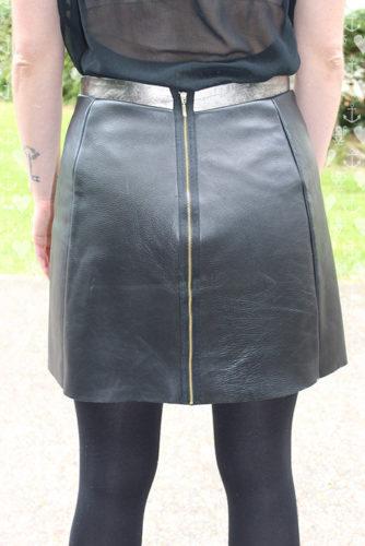 Patron couture jupe Scarlett - Modèle débutant