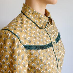 Patron de couture Chemise Far West - Lot Of Things