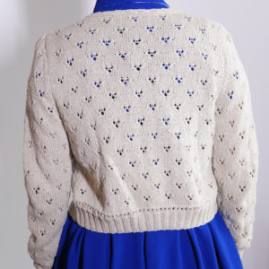 Tutoriel tricot gilet Bergamote - Lot Of Things