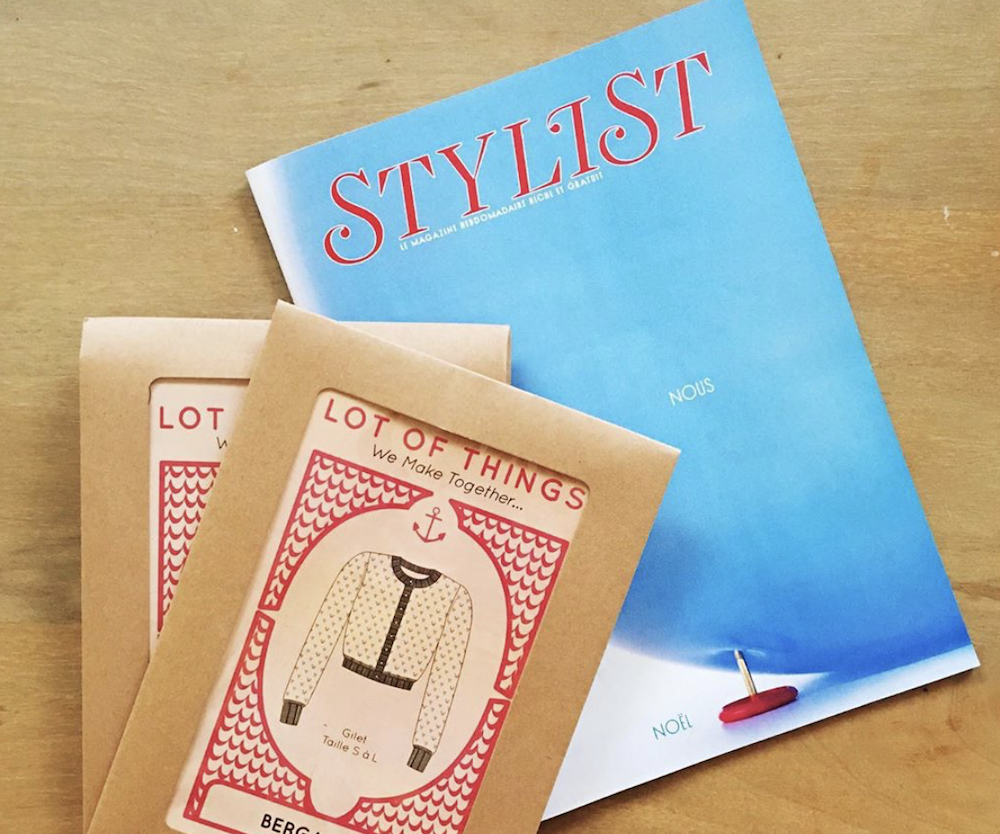 Article Stylist - On parle de nous - Lot Of Things