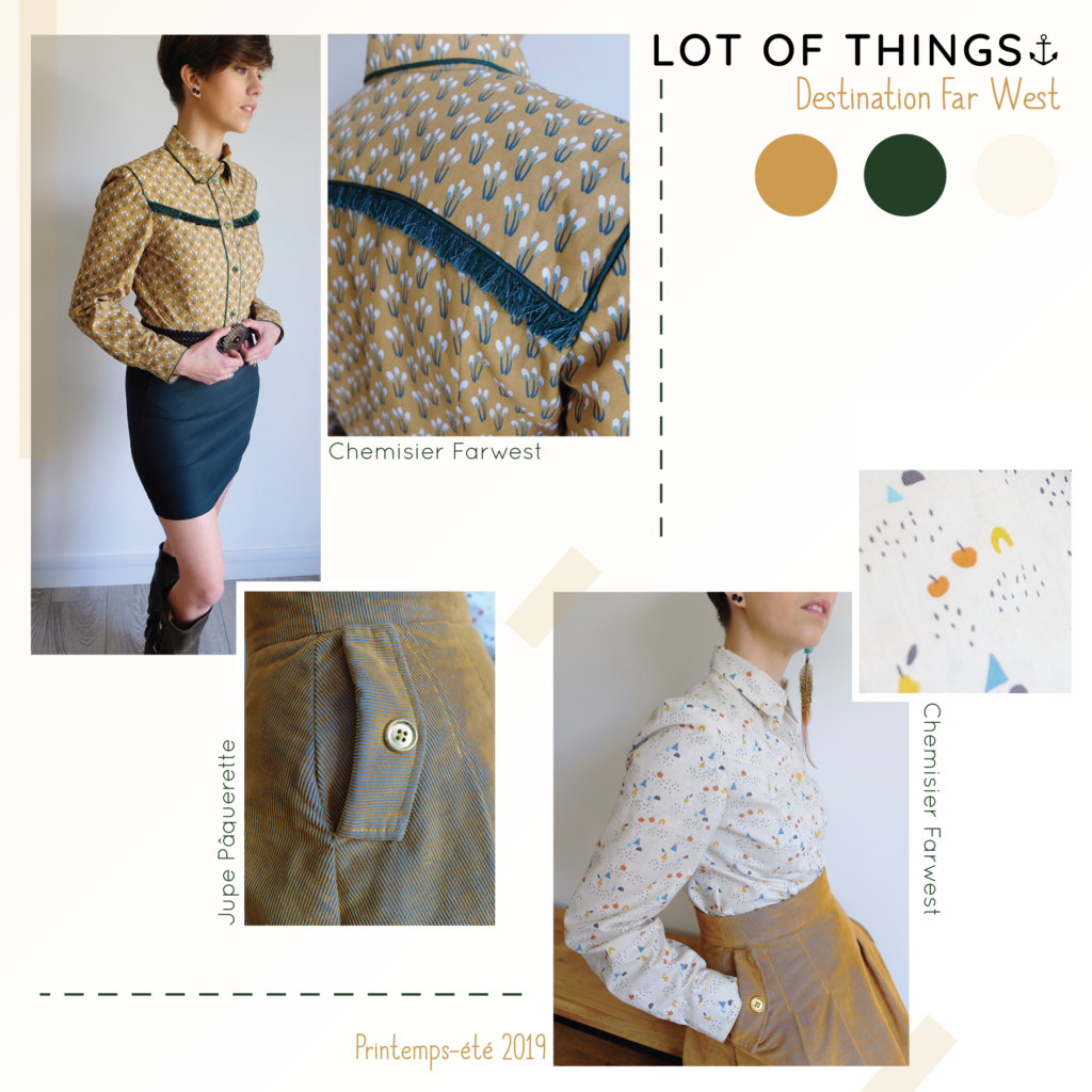 Visuels lancement collection - Lot Of Things