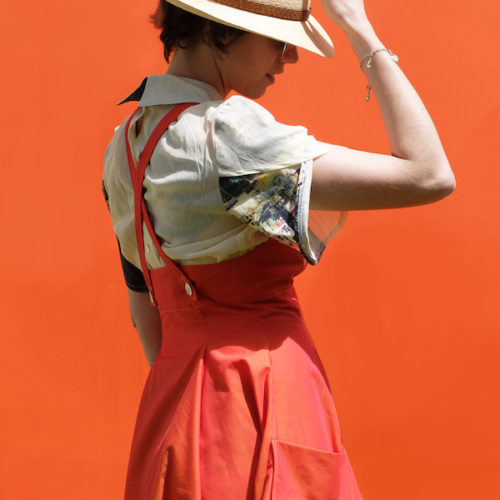 Patron de couture robe Croisette - Lot Of Things