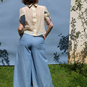 Patron de couture Pantalon Gendarmette - Lot Of Things