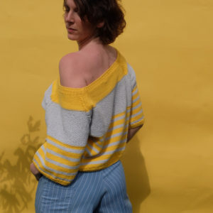Tutoriel tricot pull Paillotte - Lot Of Things