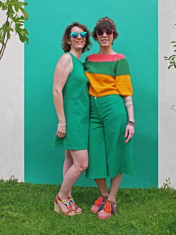 Patron de couture Pantalon Gendarmette - Lot Of Things