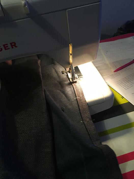 Qu'est ce qu'une valeur de couture ou d'assemblage?