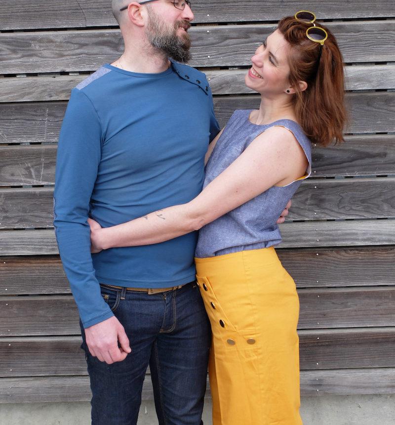 T-shirt Phare & Pantalon Goélette