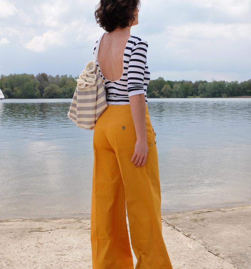 Body Tempête, Pantalon Goélette & Sac Lotte